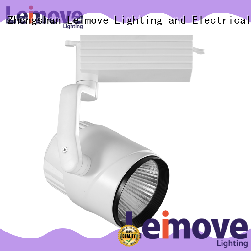 Leimove unique design led track light bulbs hot-sale for customization