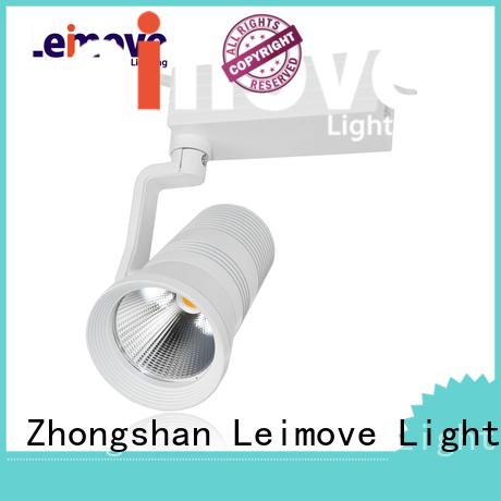 Leimove fixture led track lighting heads free sample free design