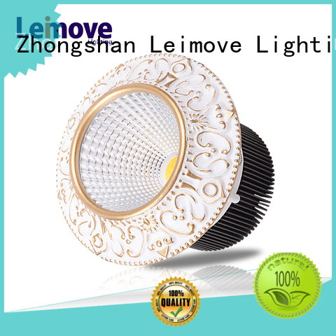 Leimove copper bathroom spotlights led recessed for sale