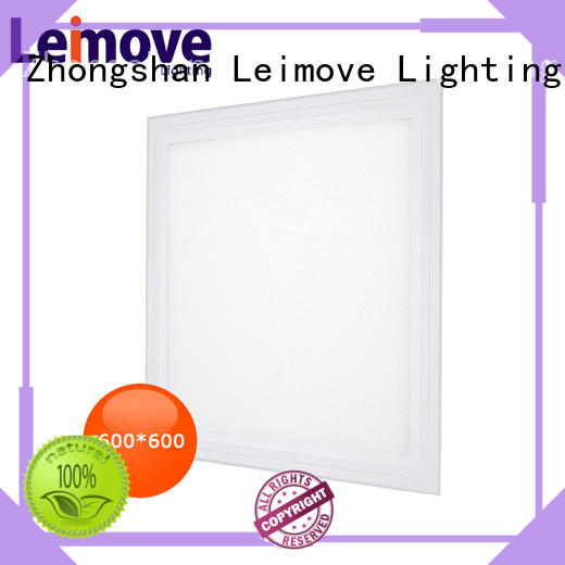 Leimove dimmable led panel light high-quality for sale
