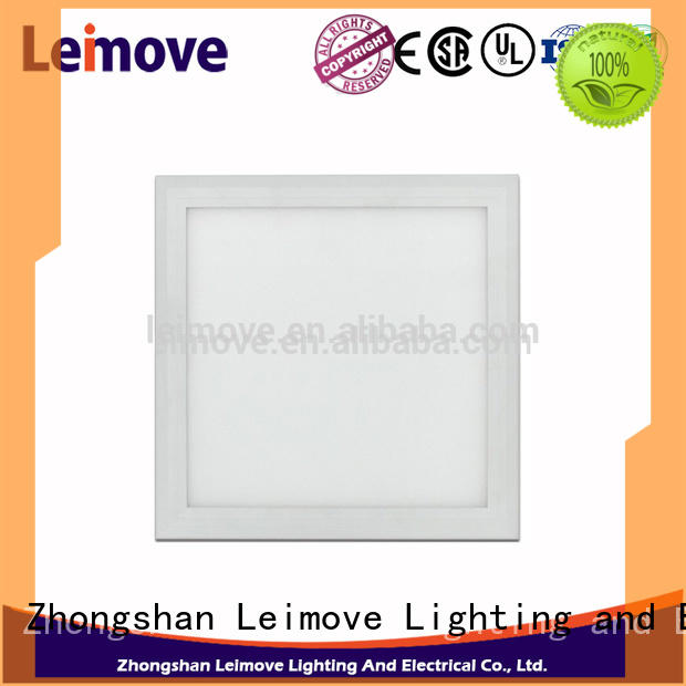 surface-mounted led square panel light aluminum high-quality for customization