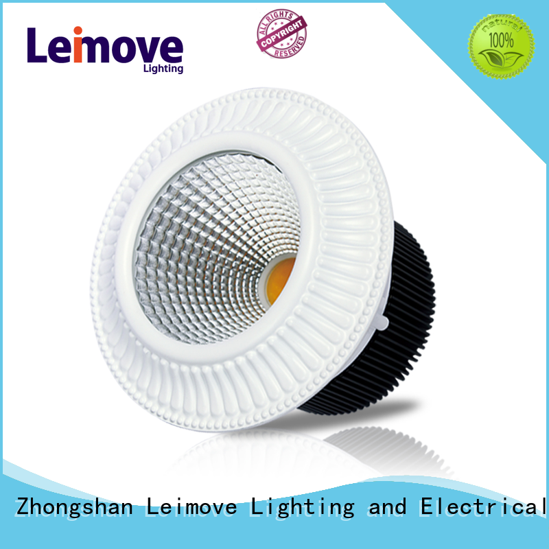 Leimove silver-gold led ceiling spot lights recessed for sale