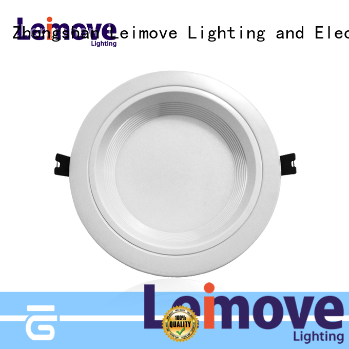 Leimove anti-dazzling outdoor led downlights surface mounted for wholesale