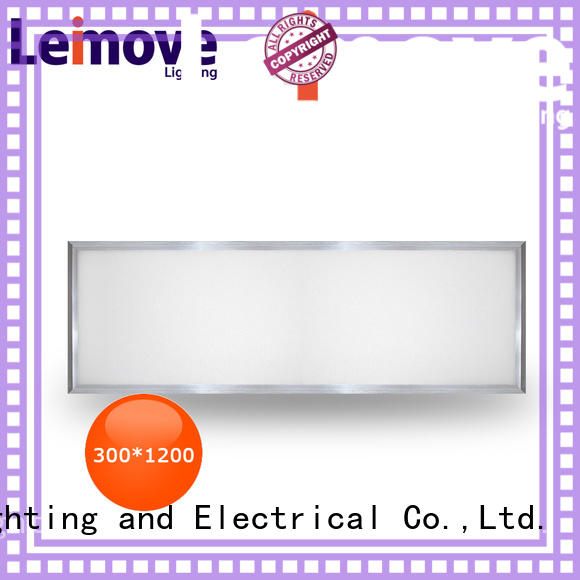 Leimove anti-fog led ceiling panels high-quality for customization