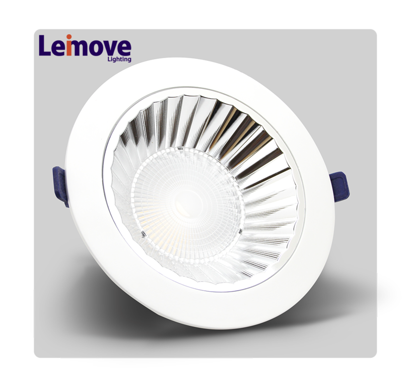 2017 8inch 30W led down light